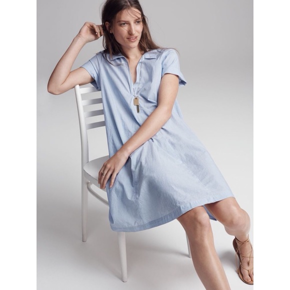 Madewell Dresses & Skirts - Madewell • Swingout Shirtdress